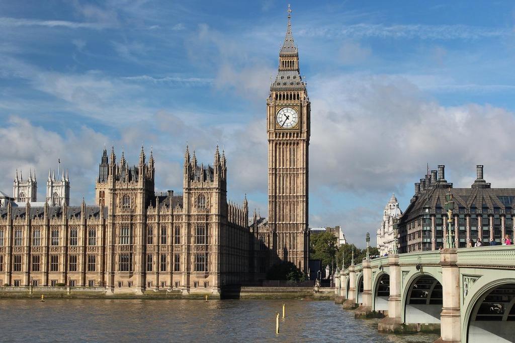 Četiri godine odmora za čuveni Big Ben