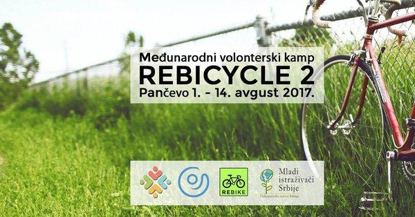 Donirajte vašu staru biciklu za ReBicycle II