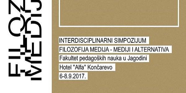 Jagodina: Prisustvuj Interdisciplinarnom simpozijumu