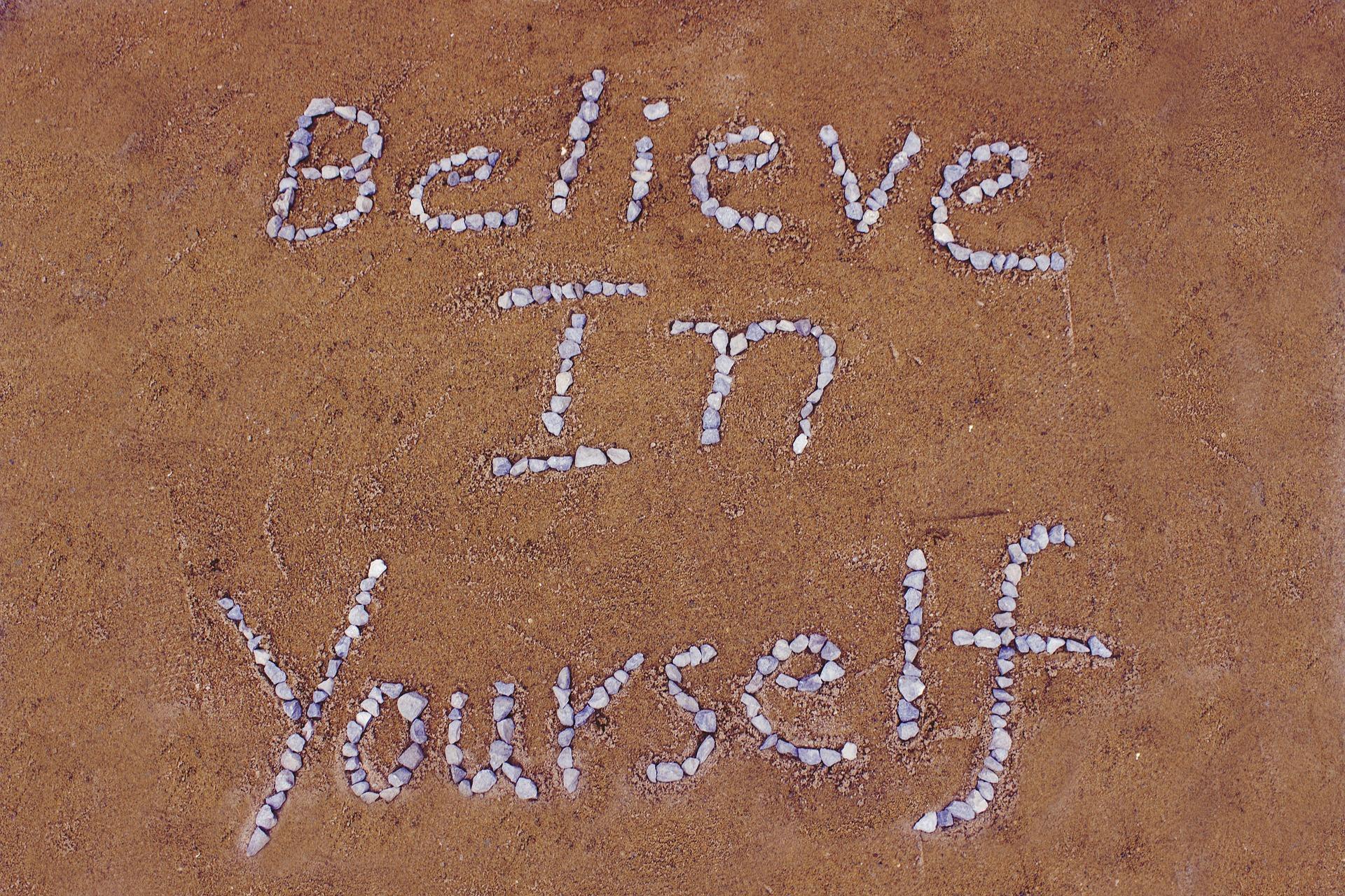 Kako da steknete veru u sebe?