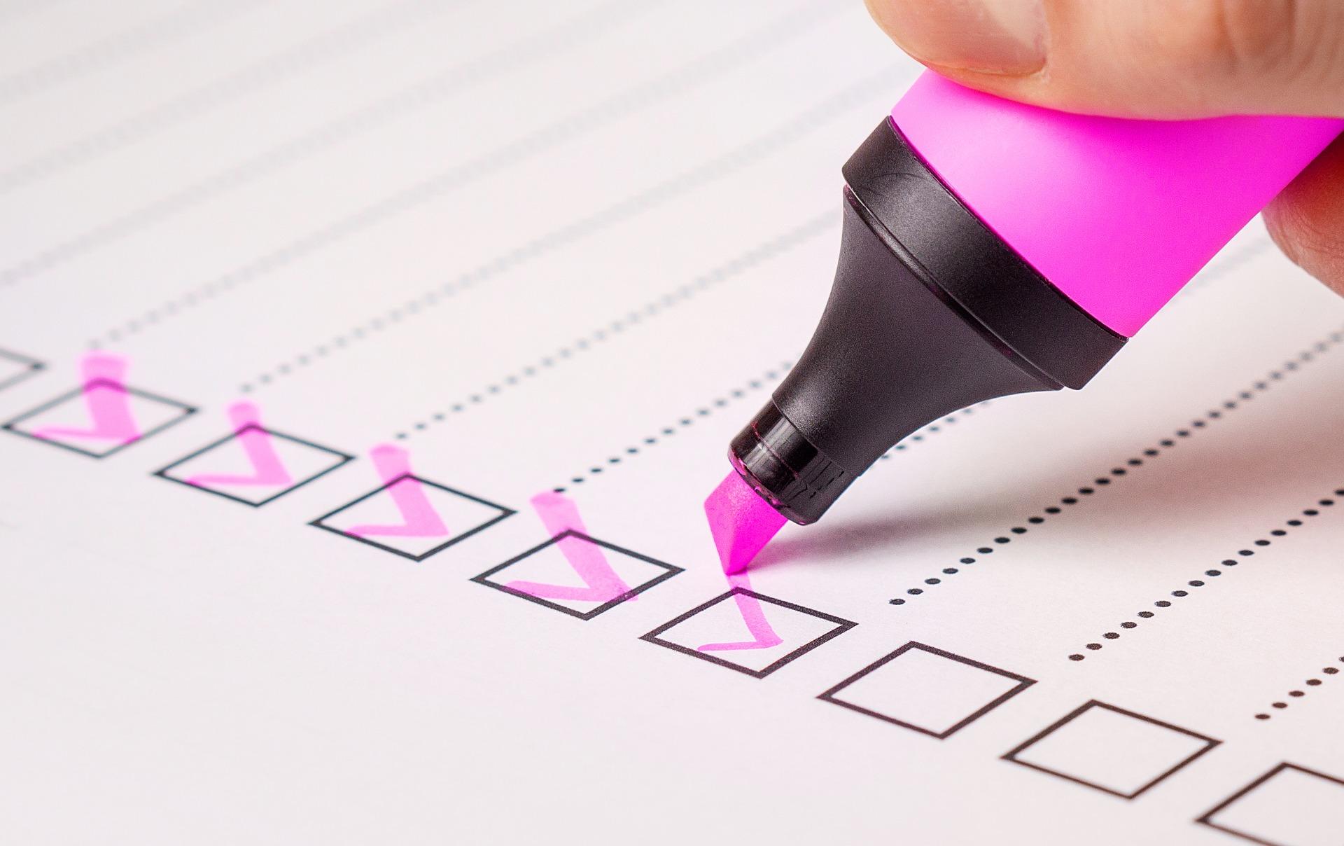 Saveti za sastavljanje anketa