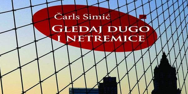Svetski pesnik i esejista Čarls Simić dolazi u Beograd!