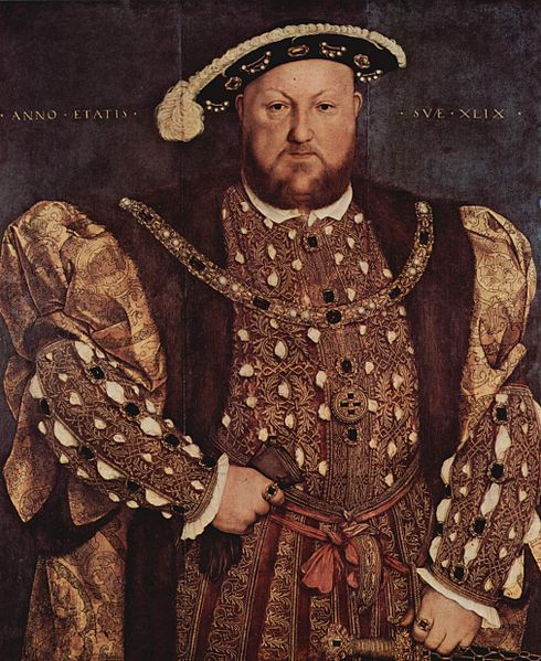Žene Henrija VIII: Pitanje naslednika
