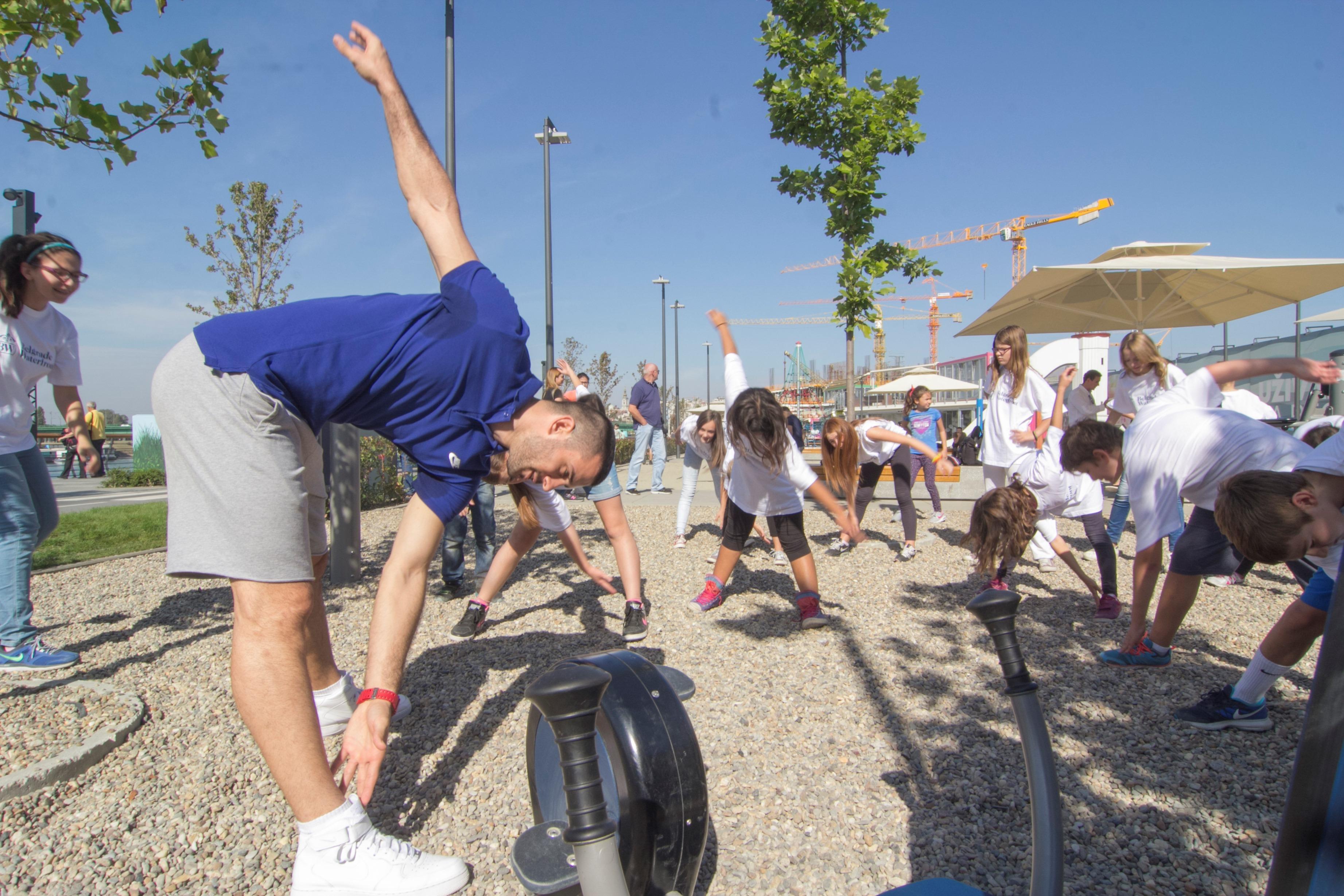 Ovaj vikend biće u znaku sporta na Sava Promenadi!