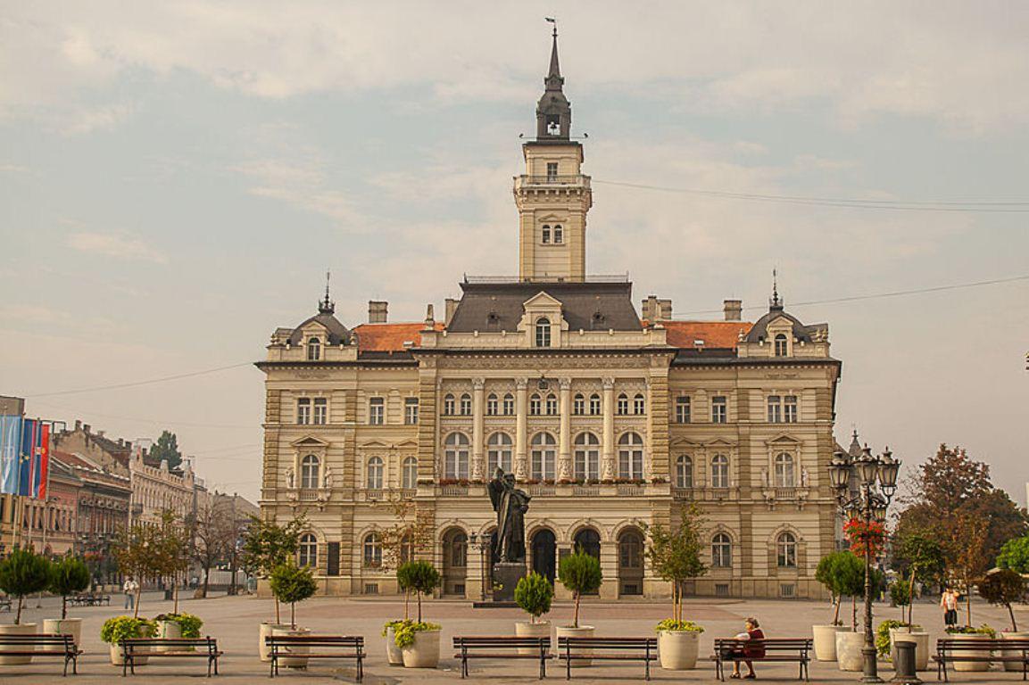 Doprinesi razvijanju Novog Sada u Evropsku prestonicu mladih