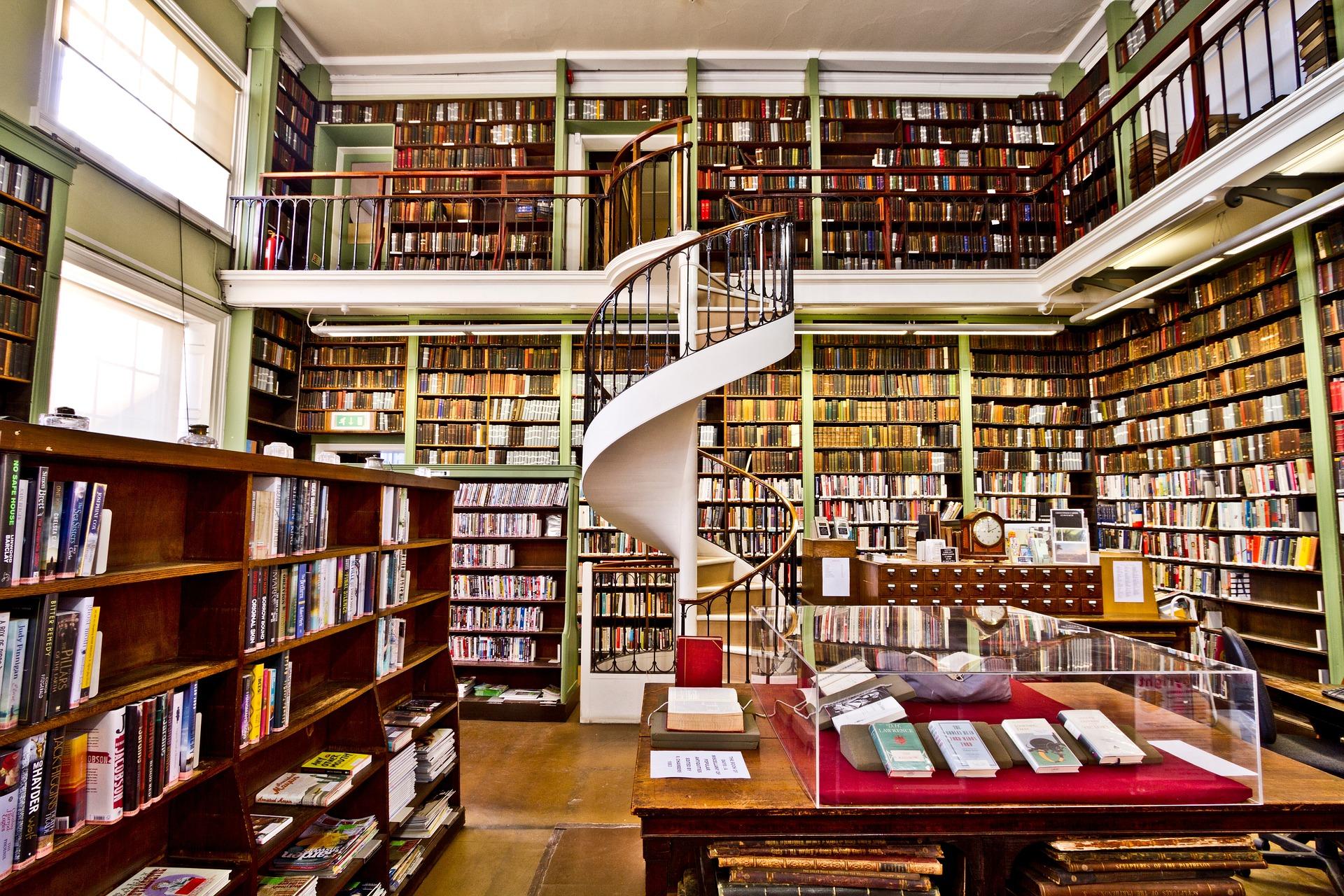 Knjižare su hram kulture