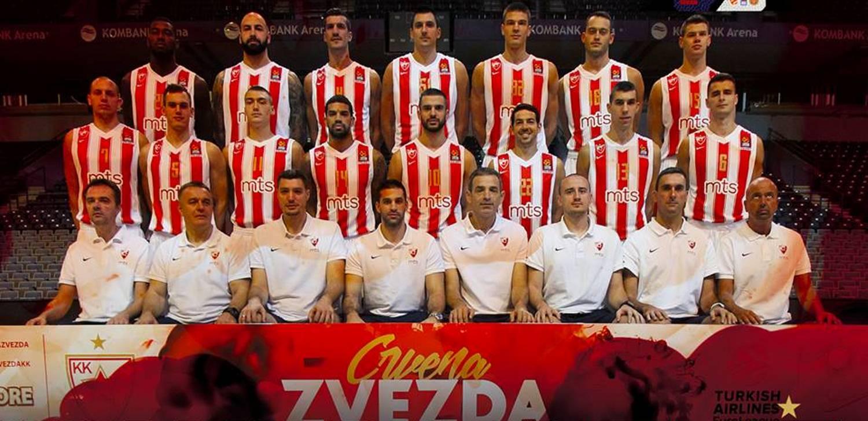 Nova sezona Evrolige za košarkaše Crvene zvezde