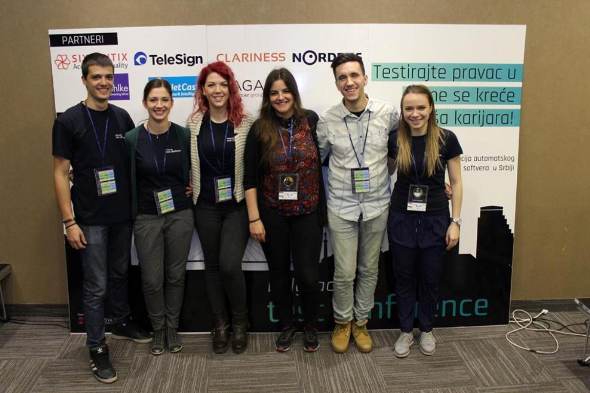 Posetite drugu Test konferenciju u Beogradu