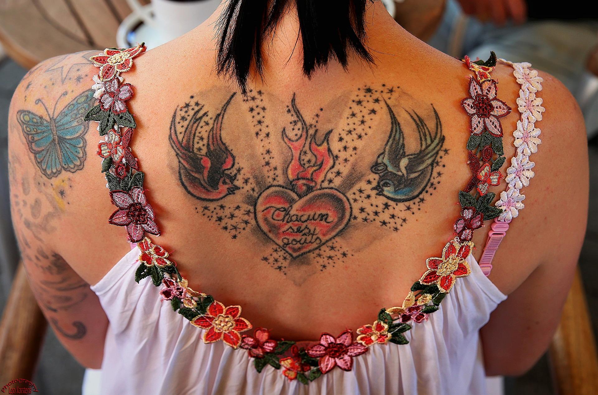 Tetovaže kao oblik preuzimanja moći i prava nad svojim telom