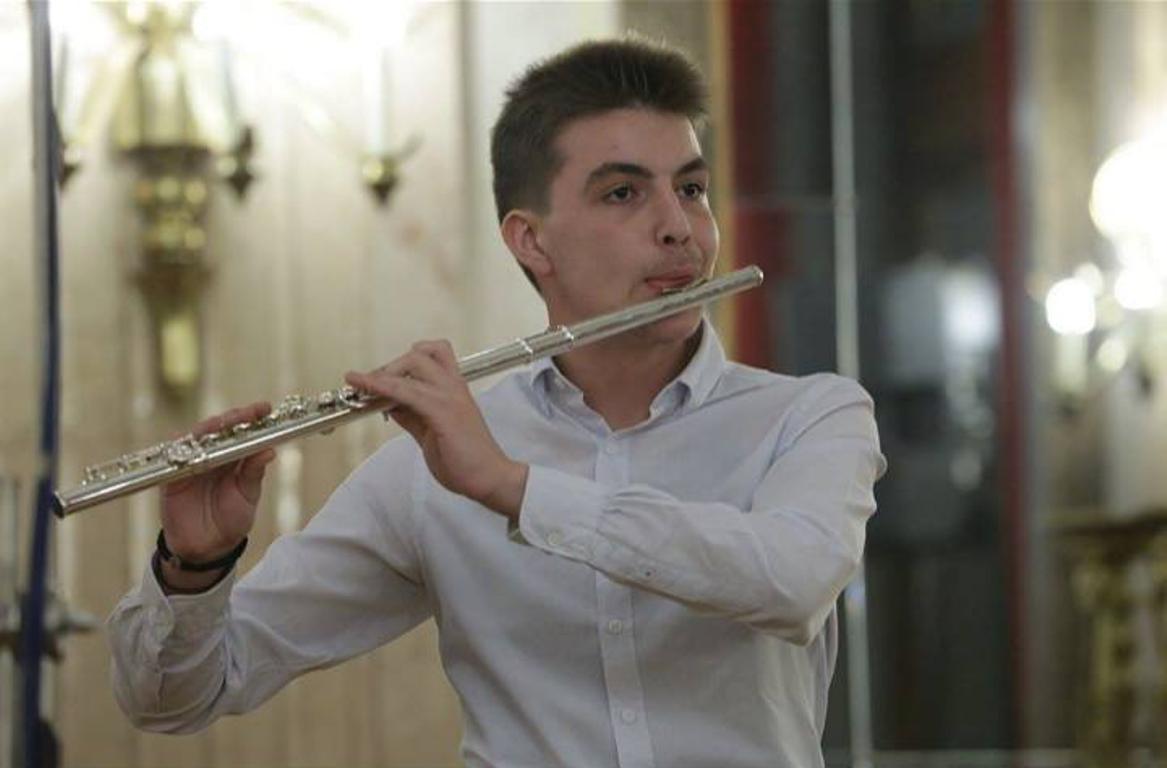 Andrija Sekulić: Flauta ‒ zato što je lepe sive boje