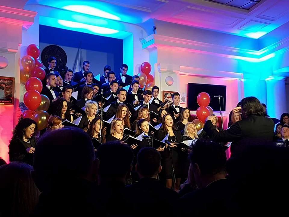 Akademski hor proslavlja jubilej u Nišu i Beogradu