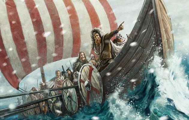 Ovo niste znali o vikinzima: Voleli su da budu plavokosi!