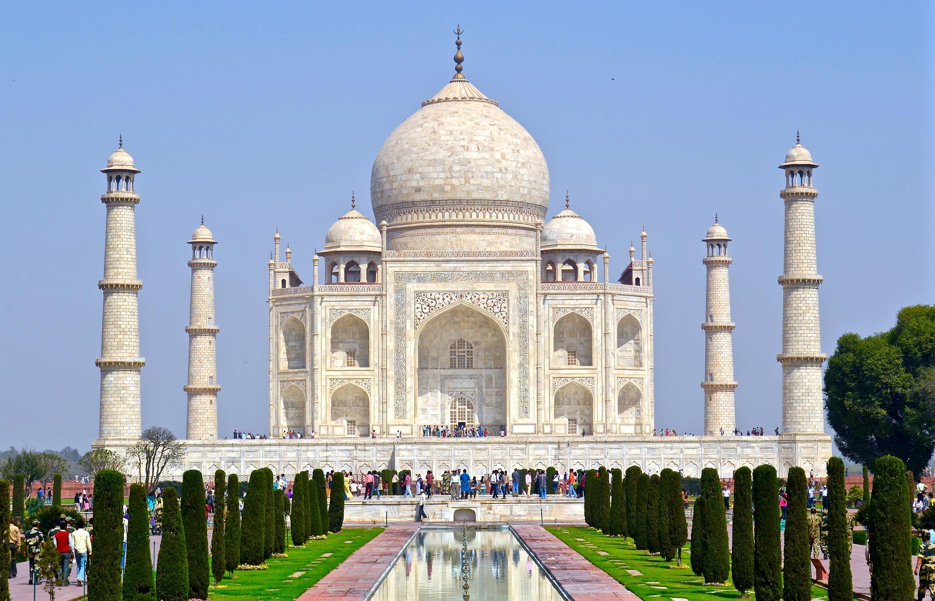 Tadž Mahal: Tihi svedok večne ljubavi