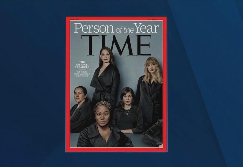 """Čiji je lakat na naslovnici magazina ,,Time""""?"""