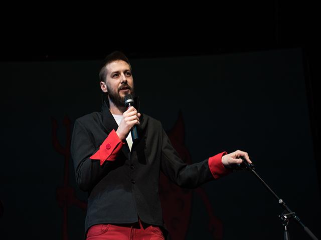 Srđan Dinčić: Komičar mora da bude samosvestan