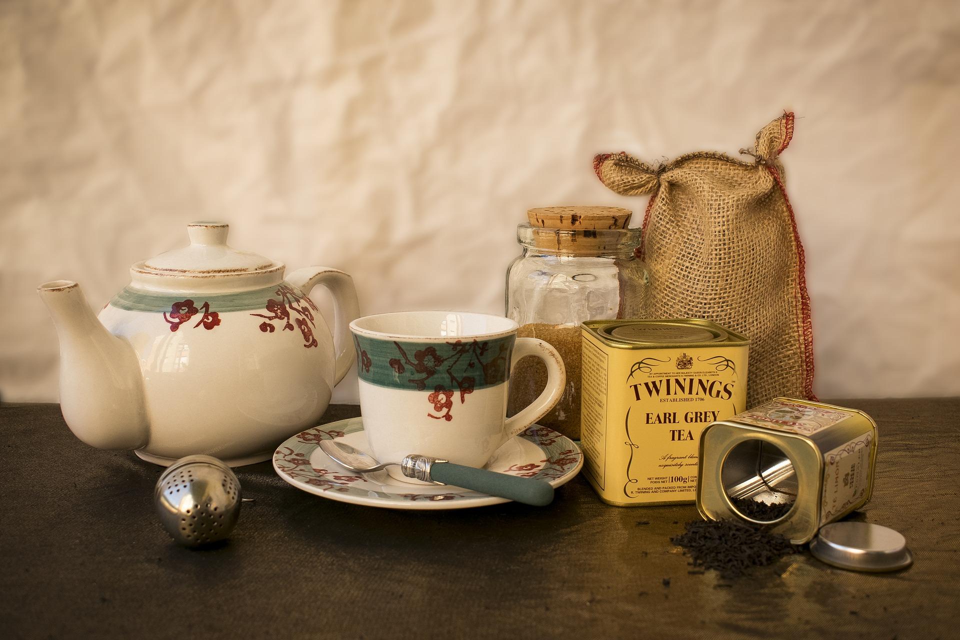 Nebritansko poreklo britanskog čaja