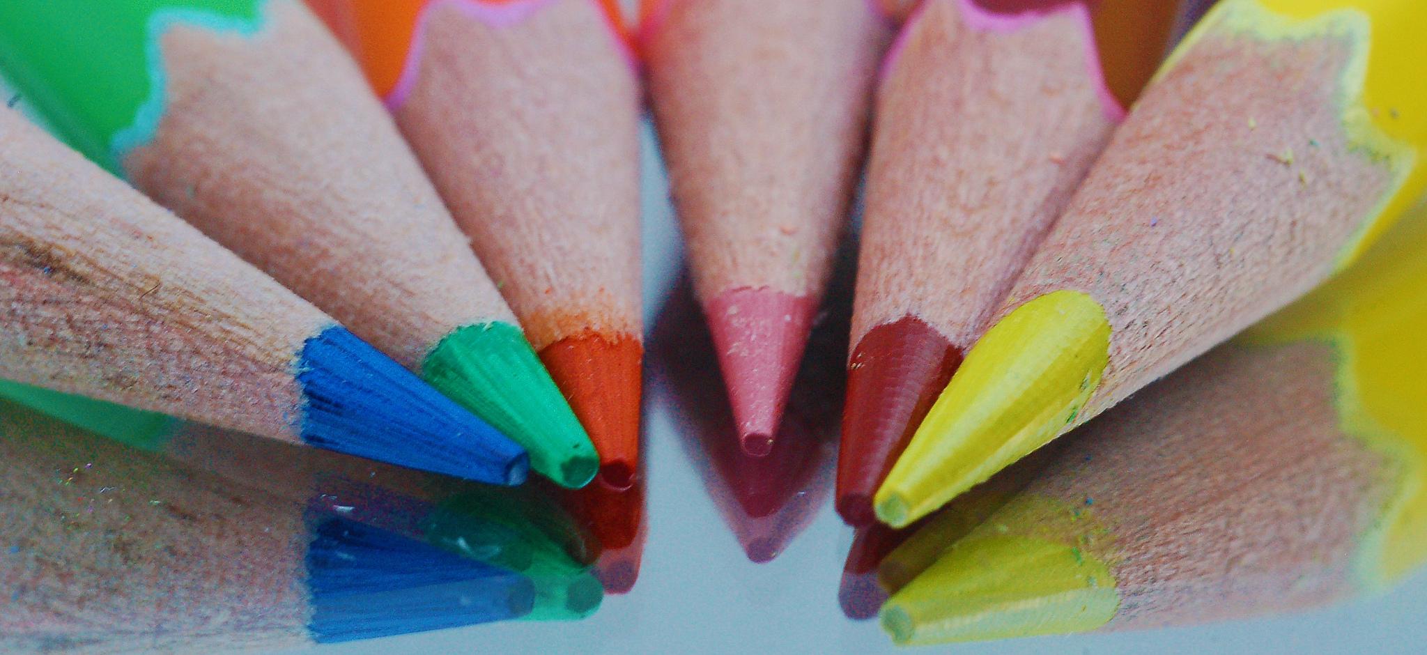 Dizajniranje simbola – kako boje utiču na poruku
