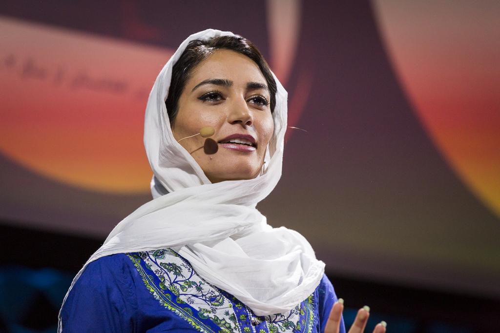Ferešteh Forou osnažuje avganistanske žene da kodiraju