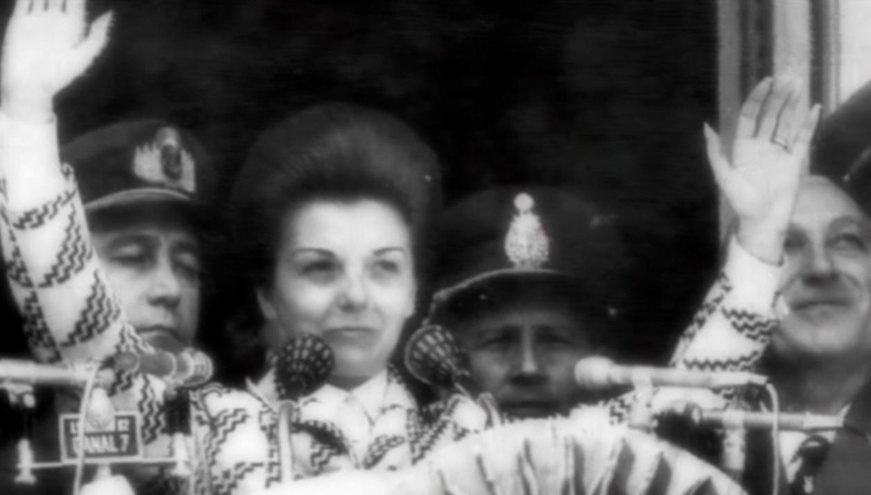 Isabel Peron, prva žena na čelu jedne države