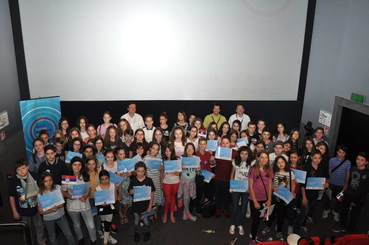 Nagradu za najbolji evropski film za mlade osvojio film Vale