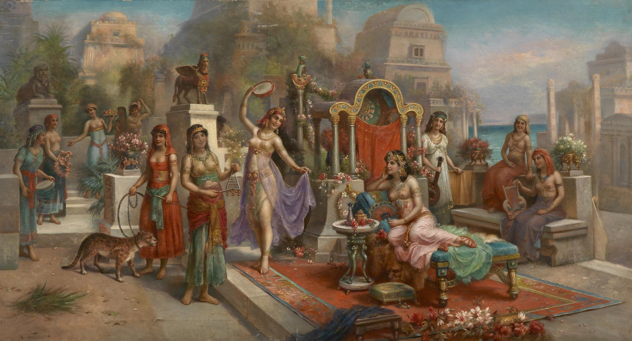Istinita priča o Semiramis, legendarnoj kraljici Vavilona