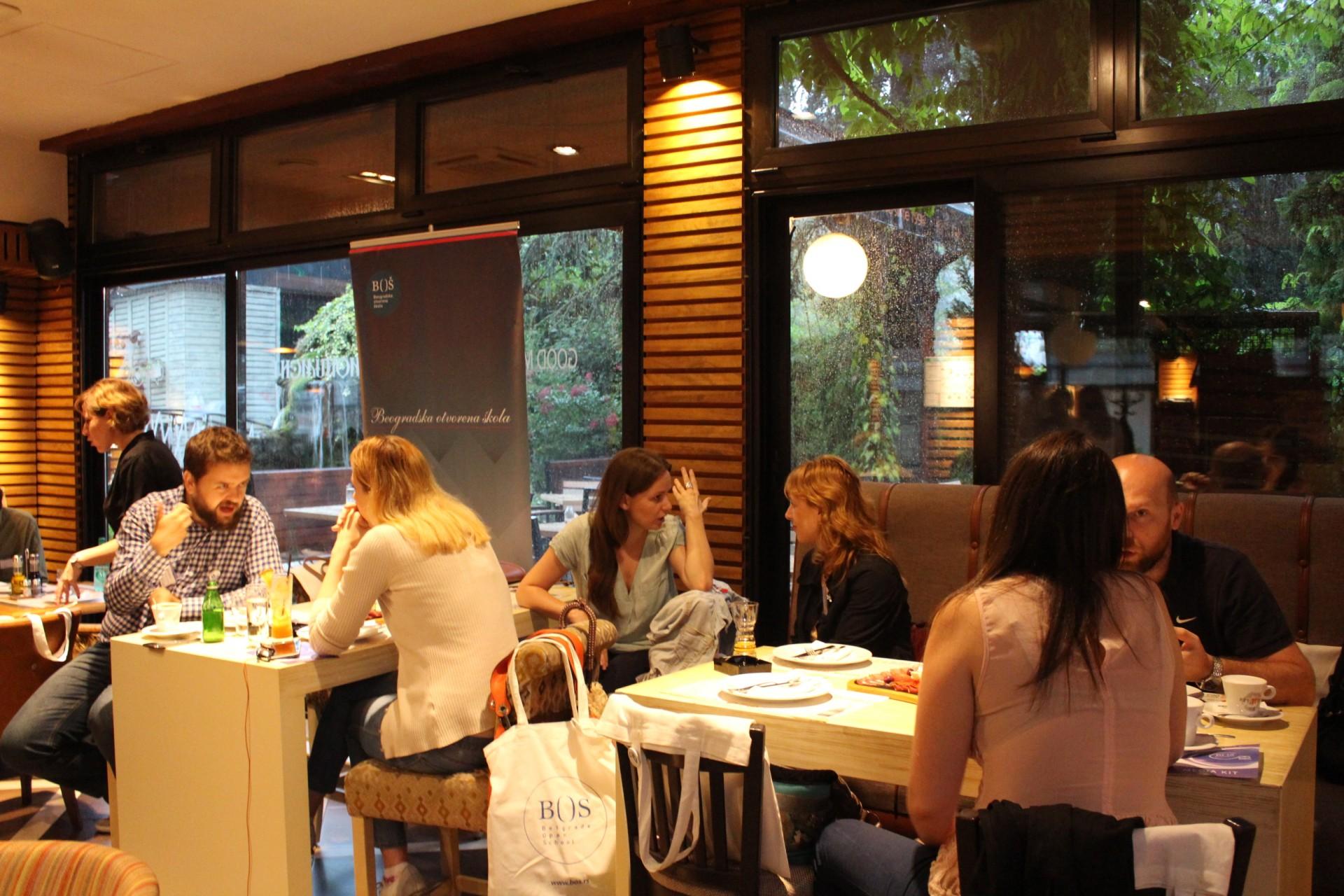 Evo kako je obeležena godišnjica Beogradske otvorene škole