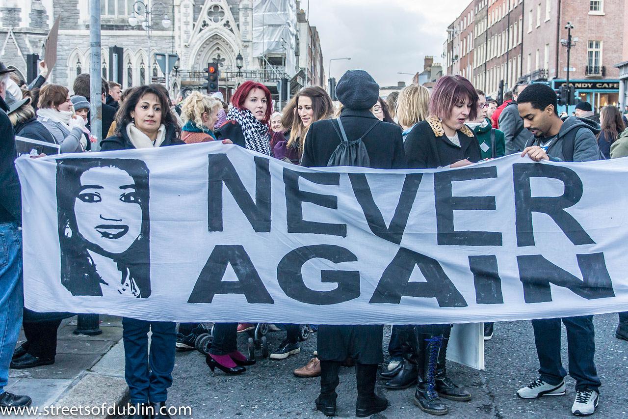 Njena tragična smrt pokrenula je tihu revoluciju u Irskoj