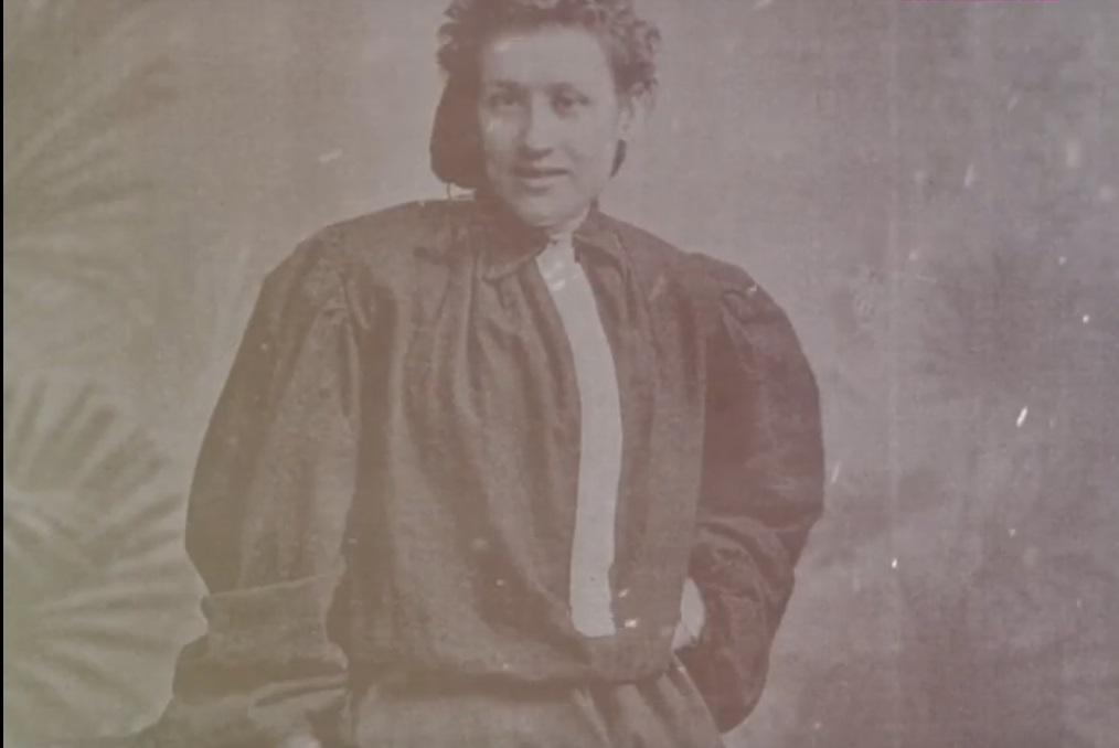 Prva žena koja je osnovala ženski fudbalski tim