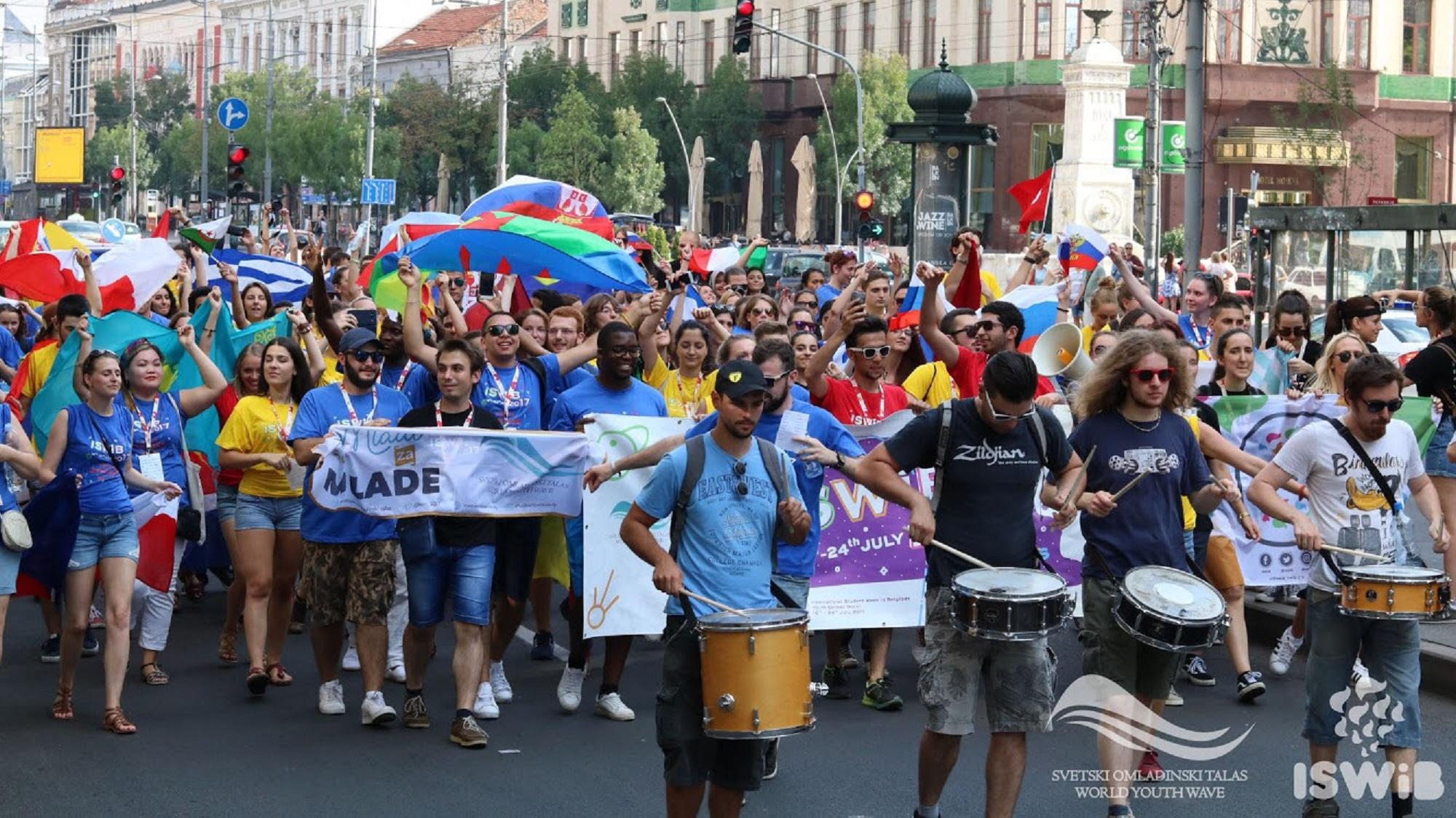 Studenti iz celog sveta dolaze u Beograd