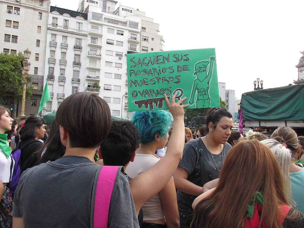 Abortus u Argentini: izgubljena bitka, ali ne i rat