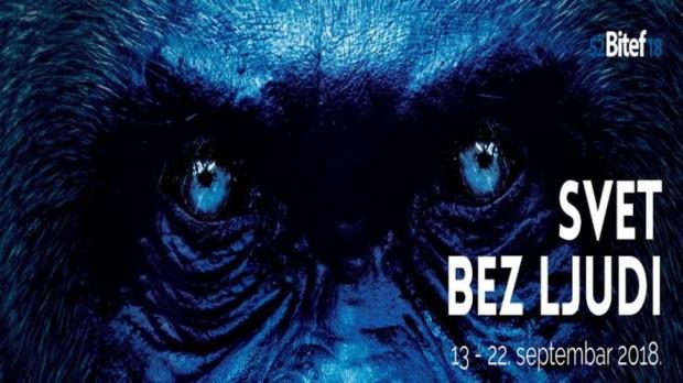 """""""Svet bez ljudi""""- 52. Bitef festival"""