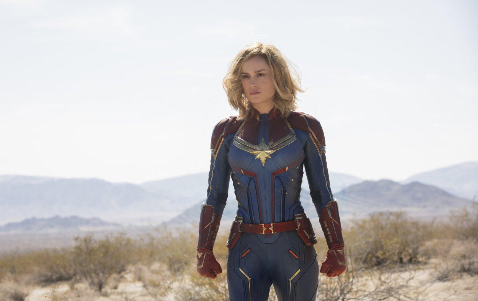 Kapetan Marvel: moć u rukama žene