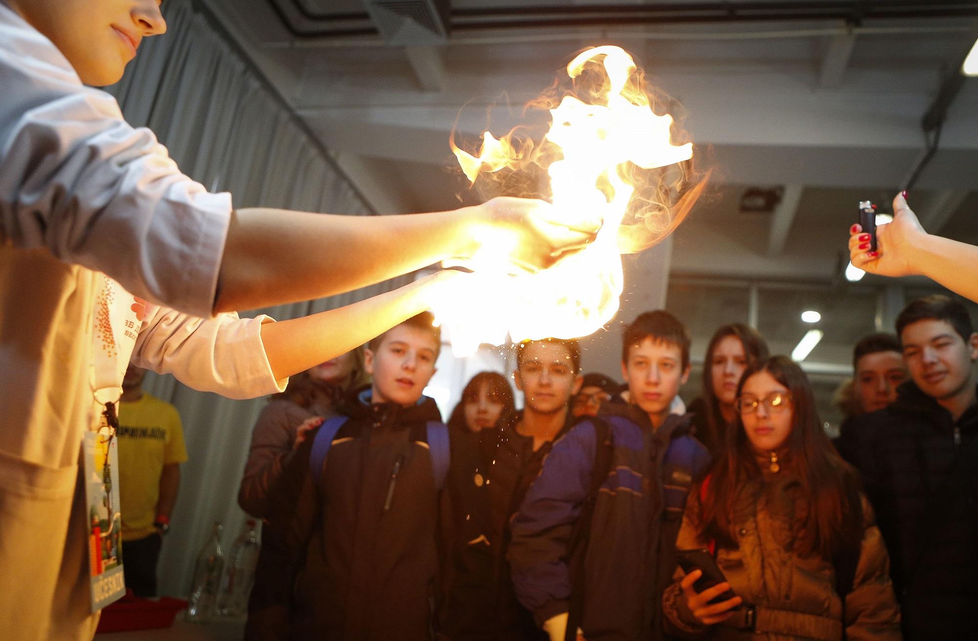 Festival nauke: Zemlja budućnosti dočekala hiljade mališana