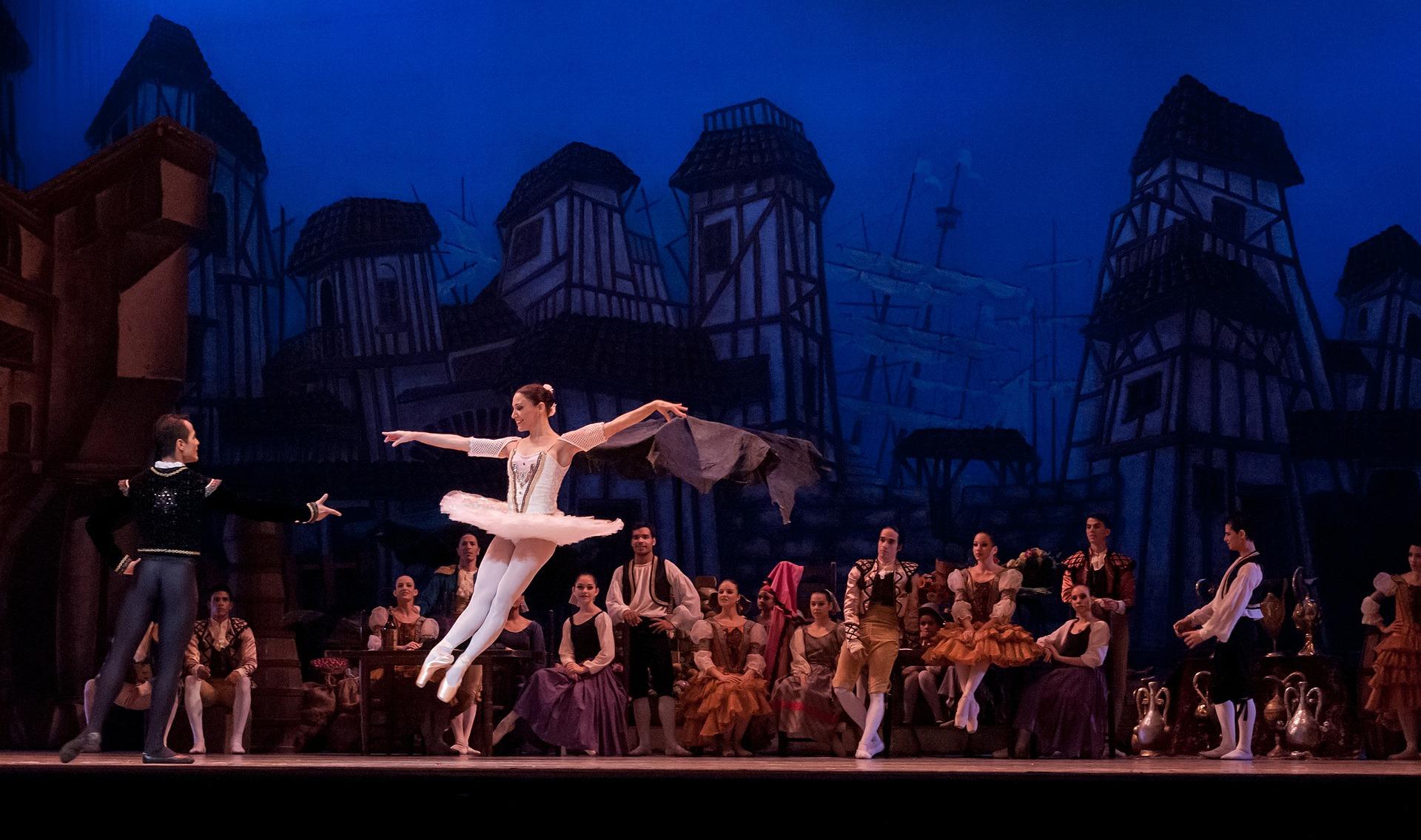 Najpoznatiji ruski baletski igrači u Beogradu!