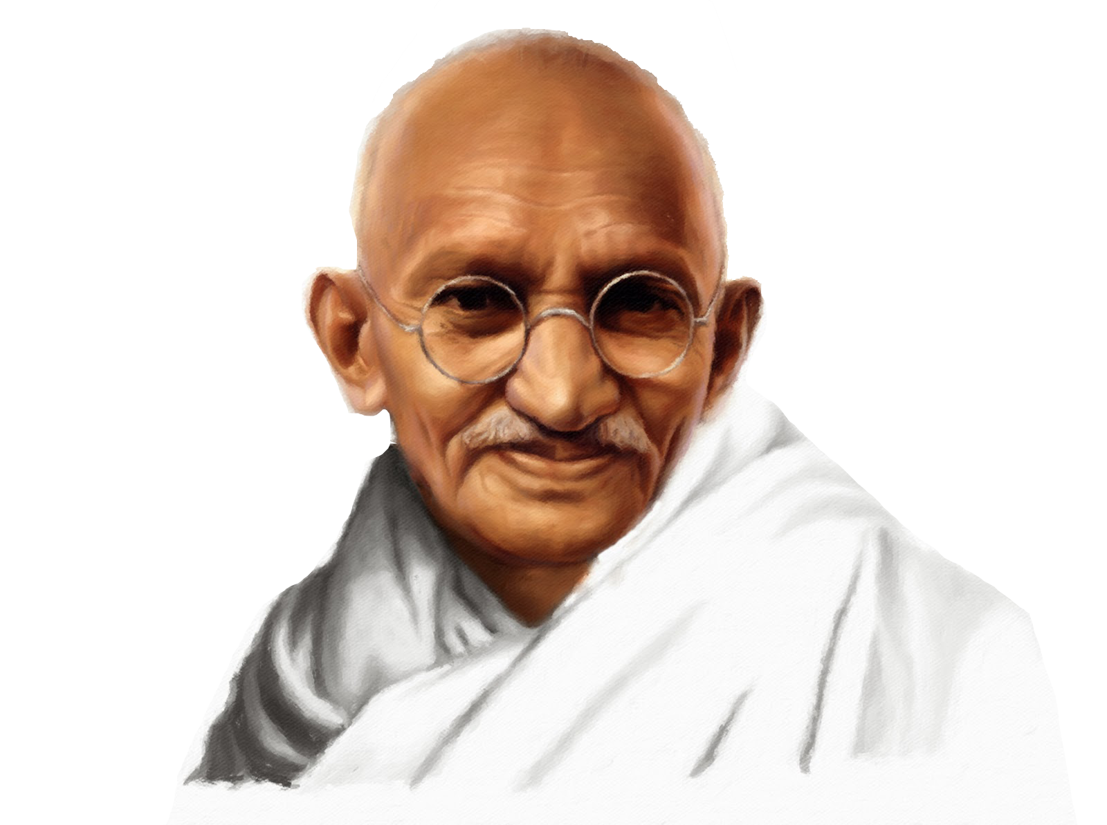 Mahatma Gandi: Nema puta ka miru, mir je put