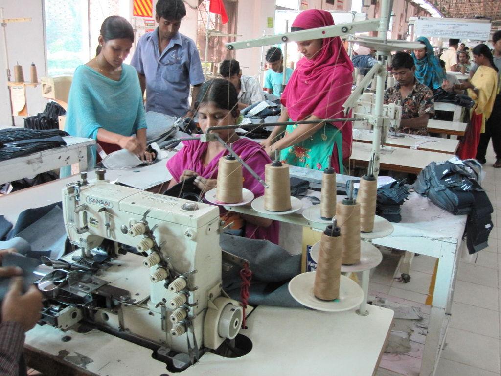 Moda i nasilje: eksploatacija u tekstilnoj industriji