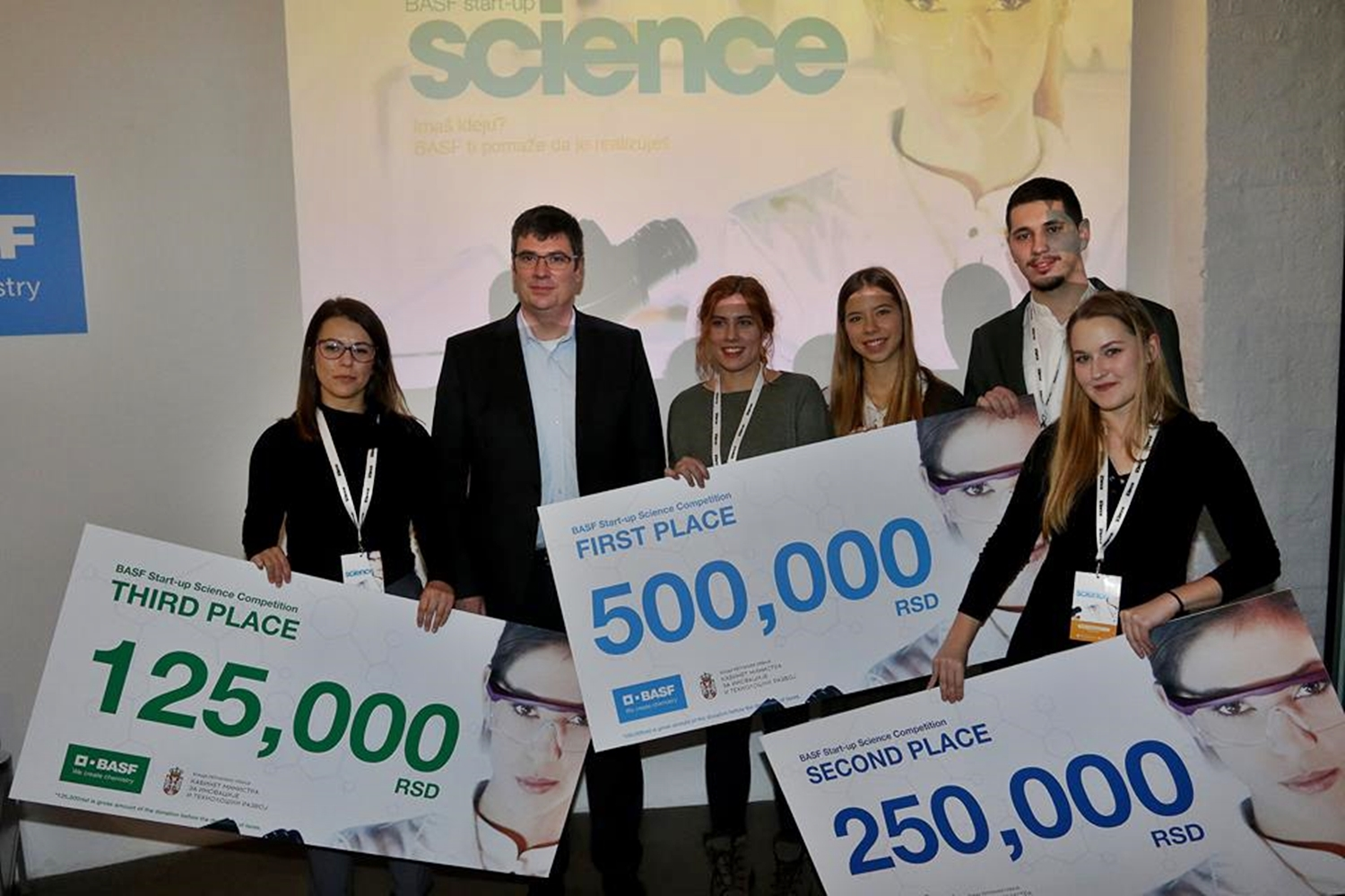 Saznajte ko su pobednici BASF Start-up Science konkursa!