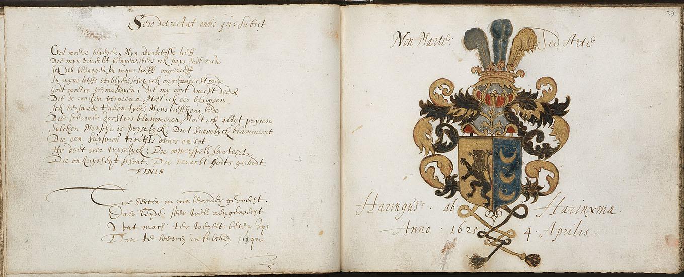 """""""Knjige prijateljstva"""" su bile Fejsbuk XVI veka"""