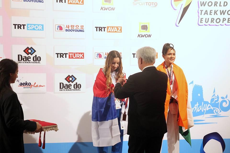 Violeta Todorov:  Sportisti su najbolji primer za istrajnost