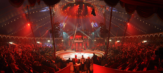 Cirkus koji je životinje zamenio - hologramima