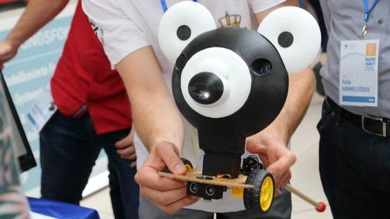 Panda sa FTN-a stigla do Rumunije!