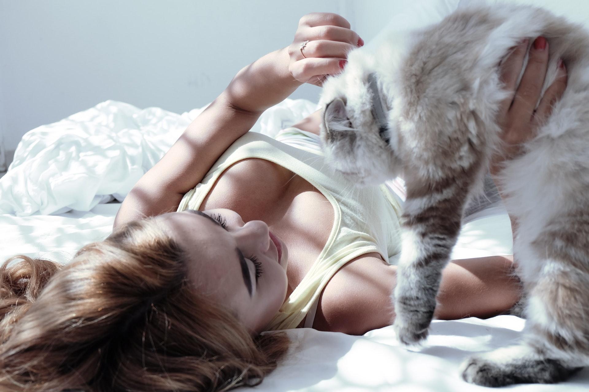 """Zašto se pop kultura grčevito drži """"lude žene sa mačkama""""?!"""