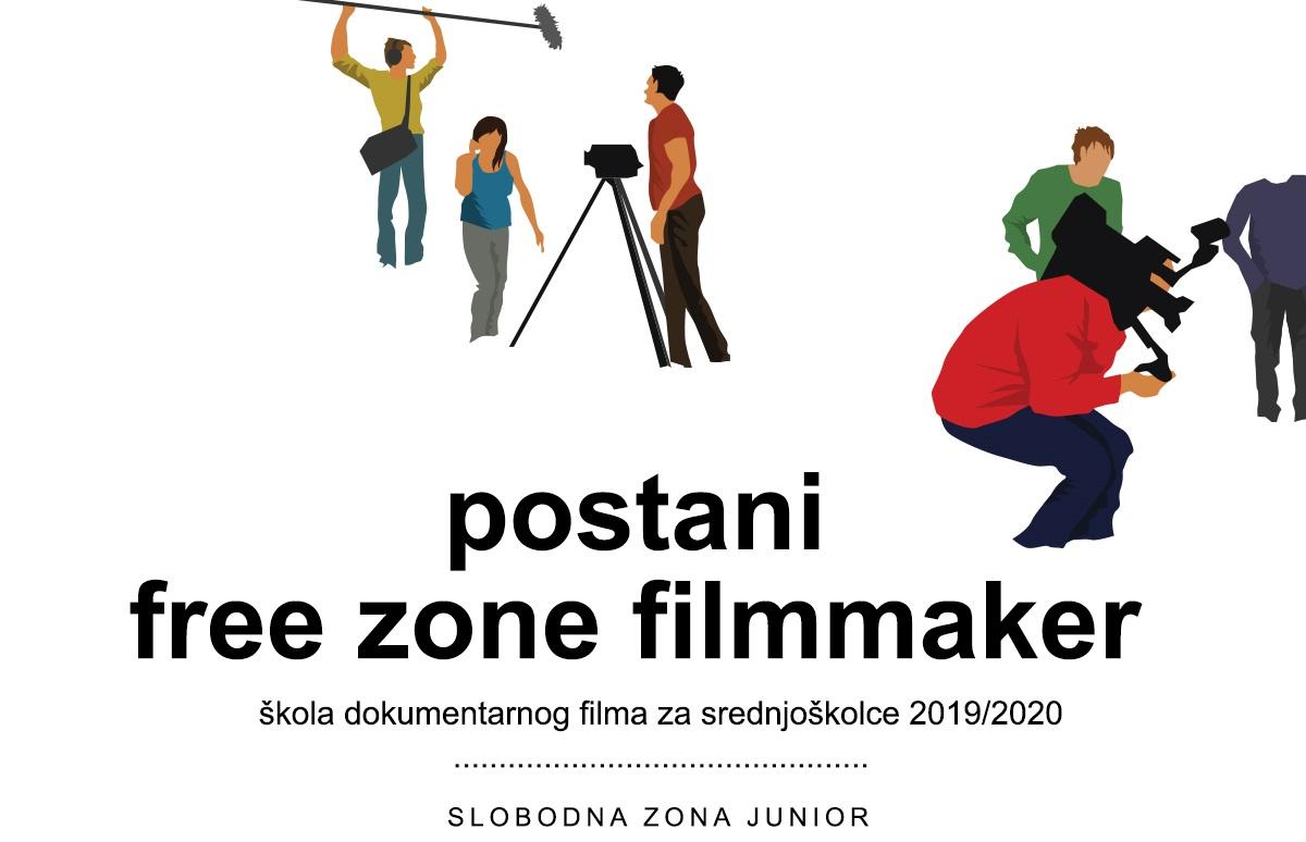 Konkurs za srednjoškolce: Škola dokumentarnog filma