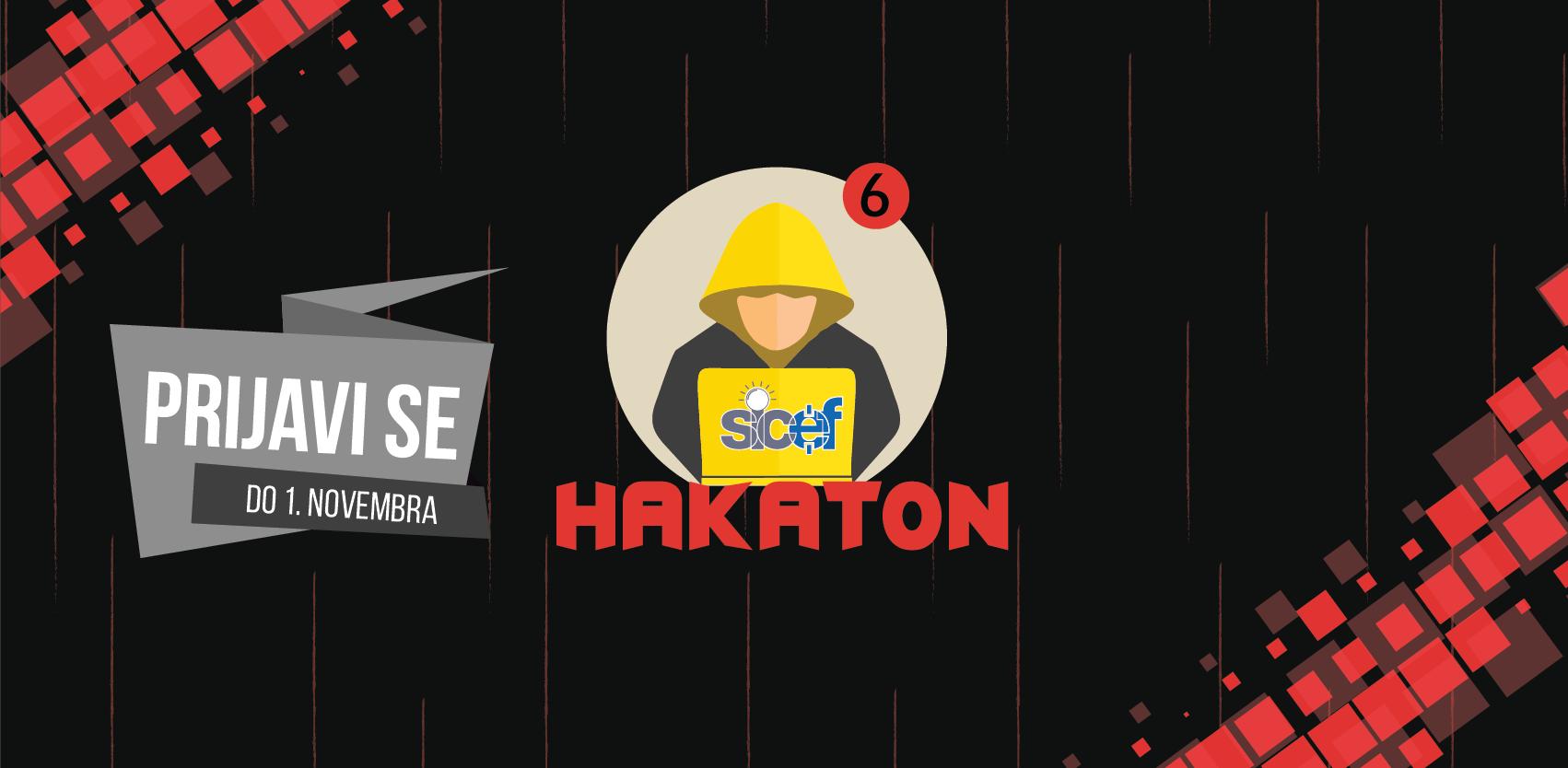 Prijavi se na Hakaton #6 takmičenje