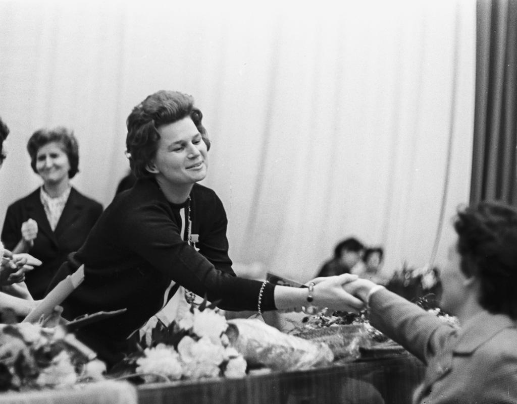 Valentina Terješkova: prva žena u svemiru
