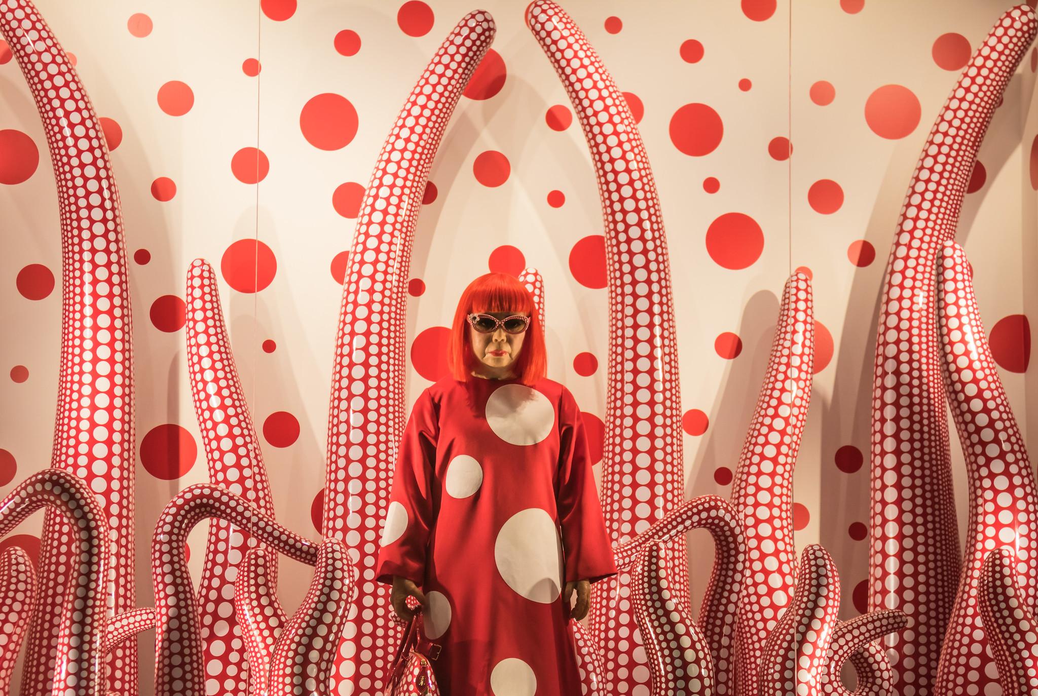 Jajoi Kusama:  beskrajni imaginarijum