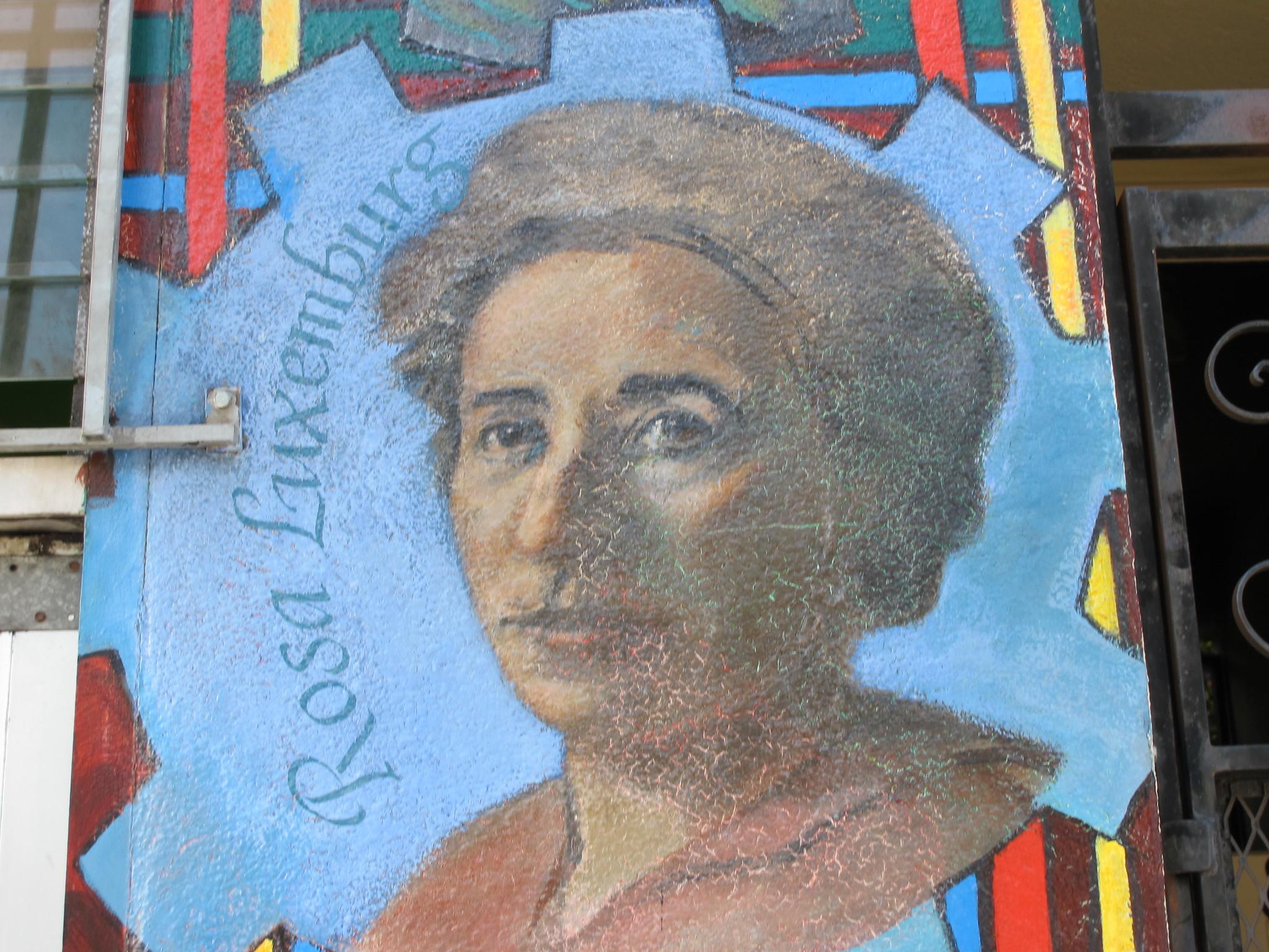 Roza Luksemburg: Ja sam bila, ja jesam, ja ću biti!