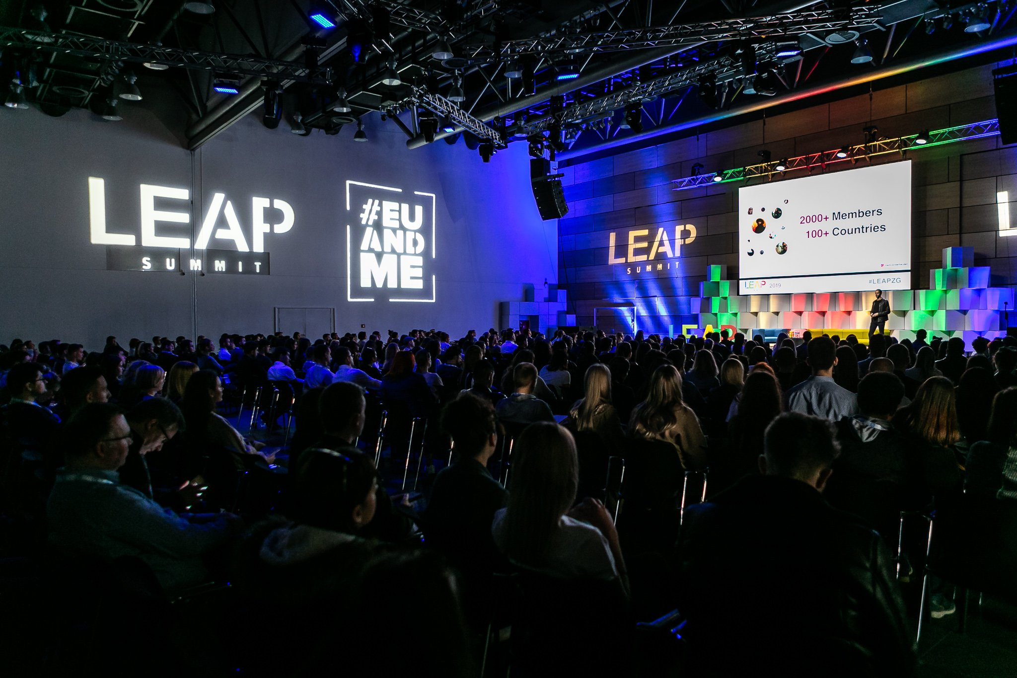 Prijavi se na međunarodnu konferenciju - LEAP Summit