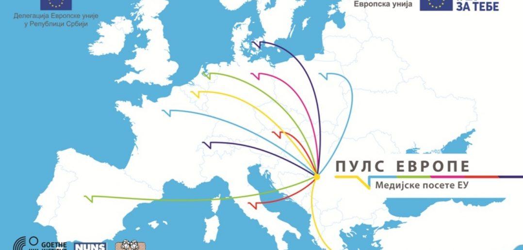 Poziv novinarima da se prijave za medijska putovanja u EU