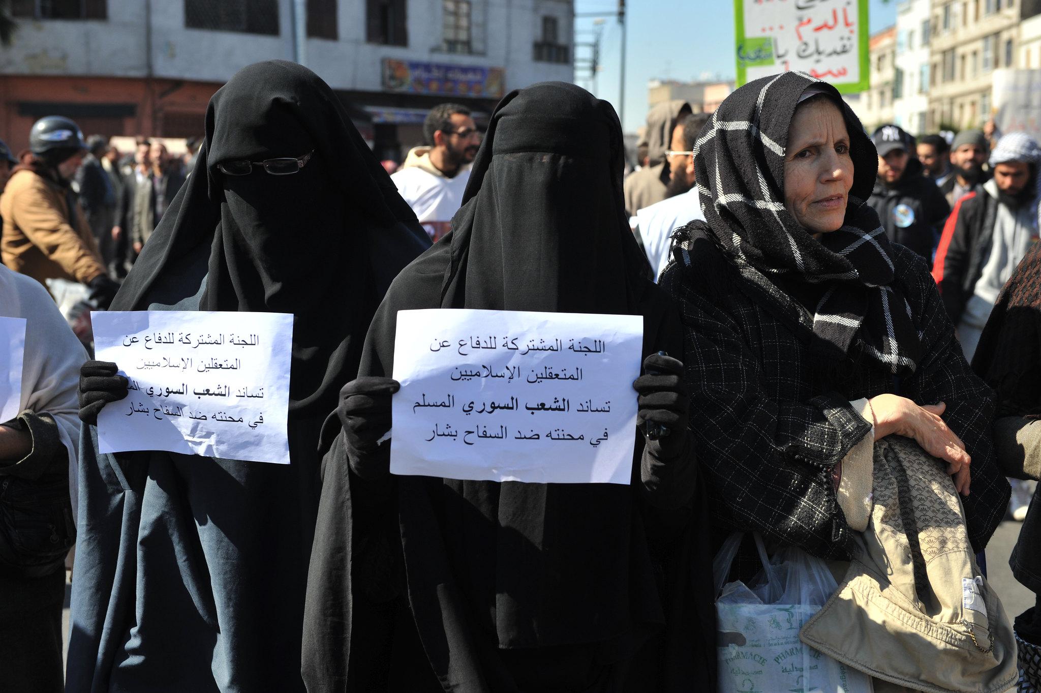 Saudijska Arabija: zemlja nevidljivih žena